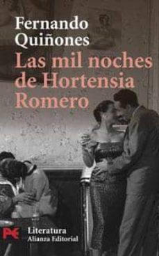 Permacultivo.es Las Mil Noches De Hortensia Romero (Finalista Premio Planeta 1979) Image
