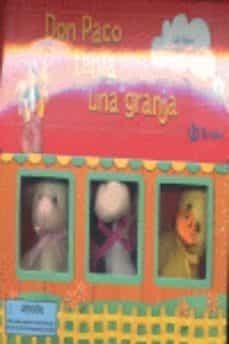 Bressoamisuradi.it Don Paco Tenia Una Granja: Libros Con Marionetas Image