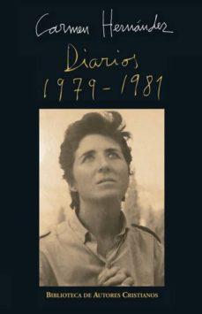 diarios 1979-1981-carmen hernandez-9788422019879