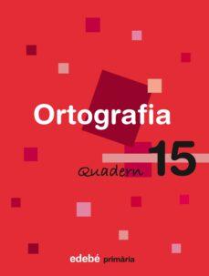 Colorroad.es Quadern 15 Ortografia Image