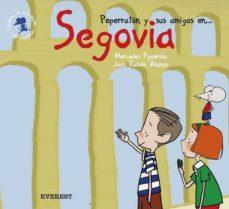 Upgrade6a.es Peperraton Y Sus Amigos En Segovia (Cuaderno De Actividades Con P Egatinas) Image