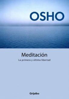 Inmaswan.es Meditacion: La Primera Y La Ultima Libertad Image