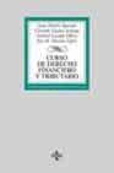 Mrnice.mx Curso De Derecho Financiero Y Tributario (14ª Ed.) Image