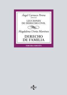 derecho de familia (ebook)-magdalena ureña martinez-9788430973279