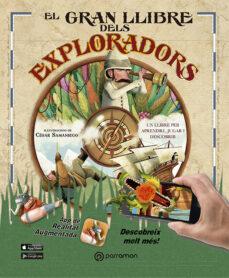 el gran llibre dels exploradors-carmen domingo-9788434210479