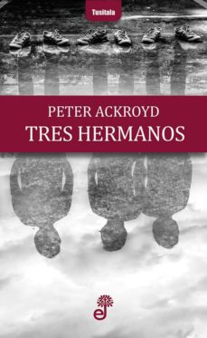 Ebooks en audio libros para descargar TRES HERMANOS de PETER ACKROYD