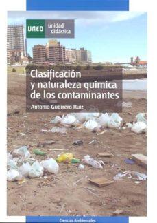 Valentifaineros20015.es Clasificacion Y Naturaleza Quimica De Los Contaminantes (Unidad D Idactica) (60205ud01a01) Image