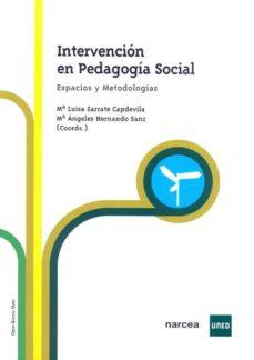 Srazceskychbohemu.cz Intervencion En Pedagogia Social: Espacios Y Metodologias Image