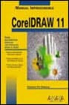coreldraw 11 (manuales imprescindibles)-francisco paz gonzalez-9788441515079