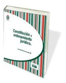 Inmaswan.es Constitucion Y Ordenamiento Juridico (2ª Ed) Image