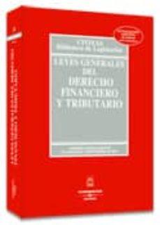 Geekmag.es Leyes Generales Del Derecho Financiero Y Tributario (27ª Ed.) Image