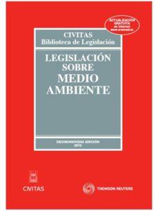 Geekmag.es Legislacion Sobre Medio Ambiente (19ª Ed) Image