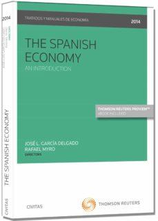 the spanish economy-jose l. garcia delgado-9788447046379