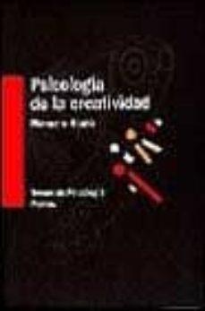 psicologia de la creatividad-manuela romo santos-9788449303579