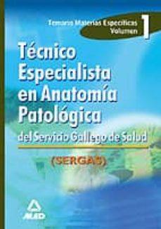 Permacultivo.es Tecnico-especialista En Anatomia Patologica (Sergas) Image