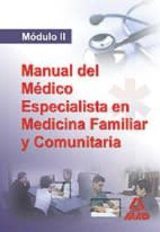 Titantitan.mx Manual Del Medico Especialista En Medicina Familiar Y Comunitaria . Modulo Ii Image