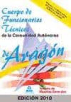Permacultivo.es Cuerpo De Funcionarios Tecnicos De La Comunidad Autonoma De Arago N: Temario De Materias Generales Image
