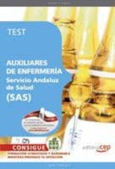 Mrnice.mx Auxiliares De Enfermeria. Servicio Andaluz De Salud (Sas). Test Image