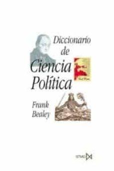 diccionario de ciencia politica-frank bealey-9788470904479