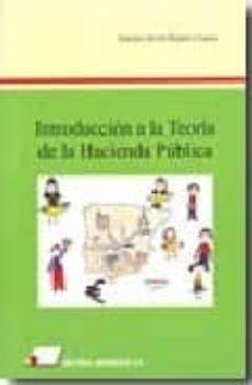 INTRODUCCION A LA TEORIA DE LA HACIENDA PUBLICA - ANTONIO JAVIER RAMOS LLANOS   Triangledh.org