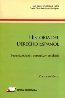 Titantitan.mx Historia Del Derecho Español Image