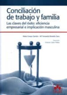Cronouno.es Conciliacion De Trabajo Y Familia: Las Claves Del Exito: Eficienc Ia Empresarial E Implicacion Masculina Image