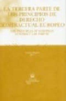 Vinisenzatrucco.it La Tercera Parte De Los Principios De Derecho Contractual Europeo = The Principles Of European Contract Law Part Iii (Ed. Bilingüe Español-ingles) Image