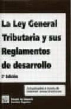 Titantitan.mx La Ley General Tributaria Y Sus Reglamentos De Desarrollo Image