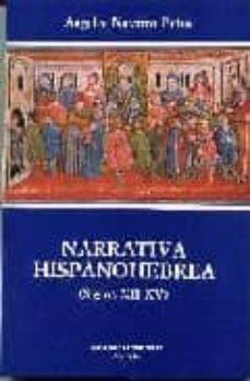 narrativa hispanohebrea (siglos xii-xv)-angeles navarro peiro-9788486077679