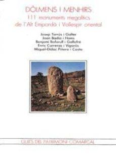 Alienazioneparentale.it Dolmens I Menhirs: 111 Monuments Megalitics De L Alt Emporda I Va Llespir Oriental Image