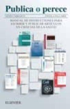 Descargar libros en linea para kindle PUBLICA O PERECE RTF DJVU iBook (Spanish Edition)