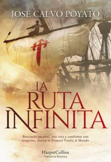 Amazon kindle descargar libros LA RUTA INFINITA de JOSE CALVO POYATO