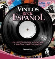 Geekmag.es Vinilos Rock Español: Una Historia Musical Y Emocional A Traves D E 30 Años De Vinilos Image