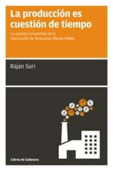 la producción es cuestión de tiempo-rajan suri-9788494140679