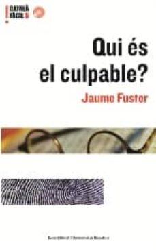 Lofficielhommes.es Qui Es El Culpable? (Catala Facil. Nivell Avançat) Image