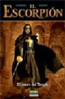 el escorpion 6: el tesoro del temple-9788498147179