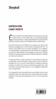 Audiolibros de Amazon para descargar EXPEDICION CABO NORTE: UN VIAJE REAL HACIA EL INTERIOR DEL CIRCULO POLAR (Spanish Edition) PDF MOBI de ANINA ANYWAY, PABLO CALVO