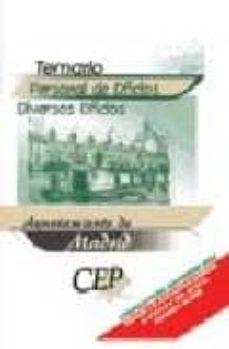 Valentifaineros20015.es Personal De Oficios. Diversos Oficios: Ayuntamiento De Madrid: Te Mario Image