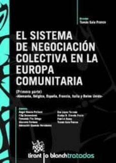 Viamistica.es El Sistema De Negociacion Colectiva En La Europa Comunitaria Image