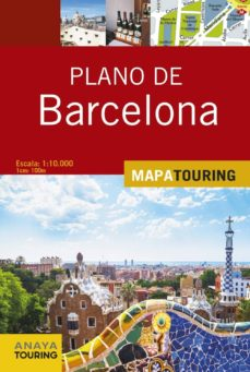 Trailab.it Plano De Barcelona 2015 (Mapa Touring) (5ª Ed.) Image