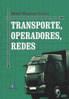 transporte, operaciones, redes  (incluye cd)-mikel mauleon torres-9788499696379
