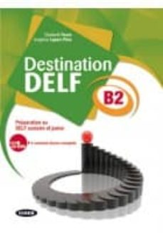 Descargar ebooks descargar DESTINTATION DELF B2 9788853012579 de  RTF ePub FB2 (Spanish Edition)
