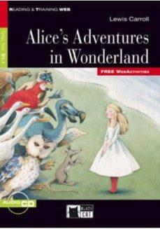 alice s adventures in wonderland. book + audio cd-9788853013279