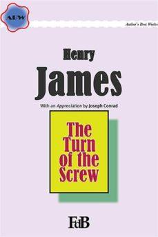 THE TURN OF THE SCREW EBOOK | HENRY JAMES | Descargar libro PDF o EPUB  9788893323079