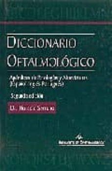 Vinisenzatrucco.it Diccionario Oftalmologico (2ª Ed.) Image