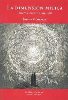 Javiercoterillo.es La Dimension Mitica: Ensayos Selectos 1959-1987 Image