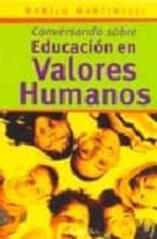 Eldeportedealbacete.es Conversando Sobre Educacion En Valores Humanos Image