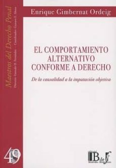 Debatecd.mx El Comportamiento Alternativo Conforme A Derecho Image