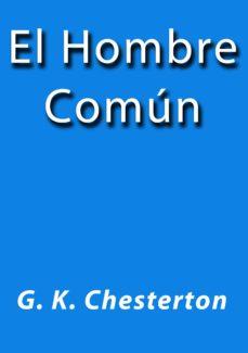 el hombre común (ebook)-j. borja-g.k. chesterton-cdlap00001079