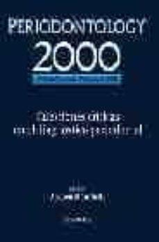 Descargar ebook pdf gratis PERIODONTOLOGY 2000 (ED. ESPAÑOLA) (VOL. 13, 2006)